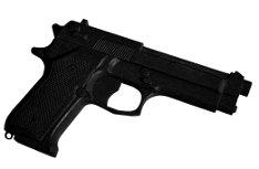Picture of a Plastic Beretta Handgun