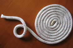 Picture of a Coil of Rope